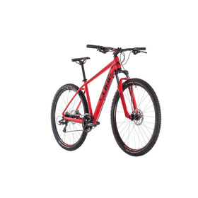 Cube Aim MTB Hardtail red